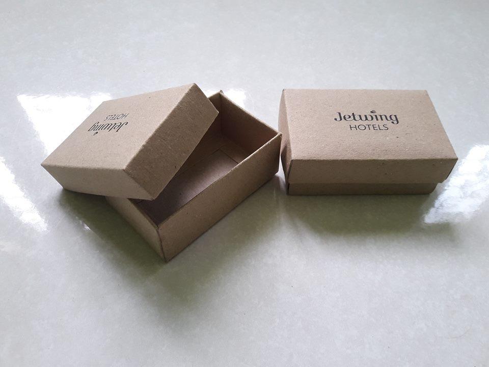 Mini Kraft box