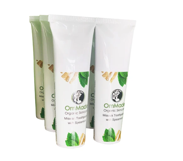Miswak Toothpaste with Spearmint