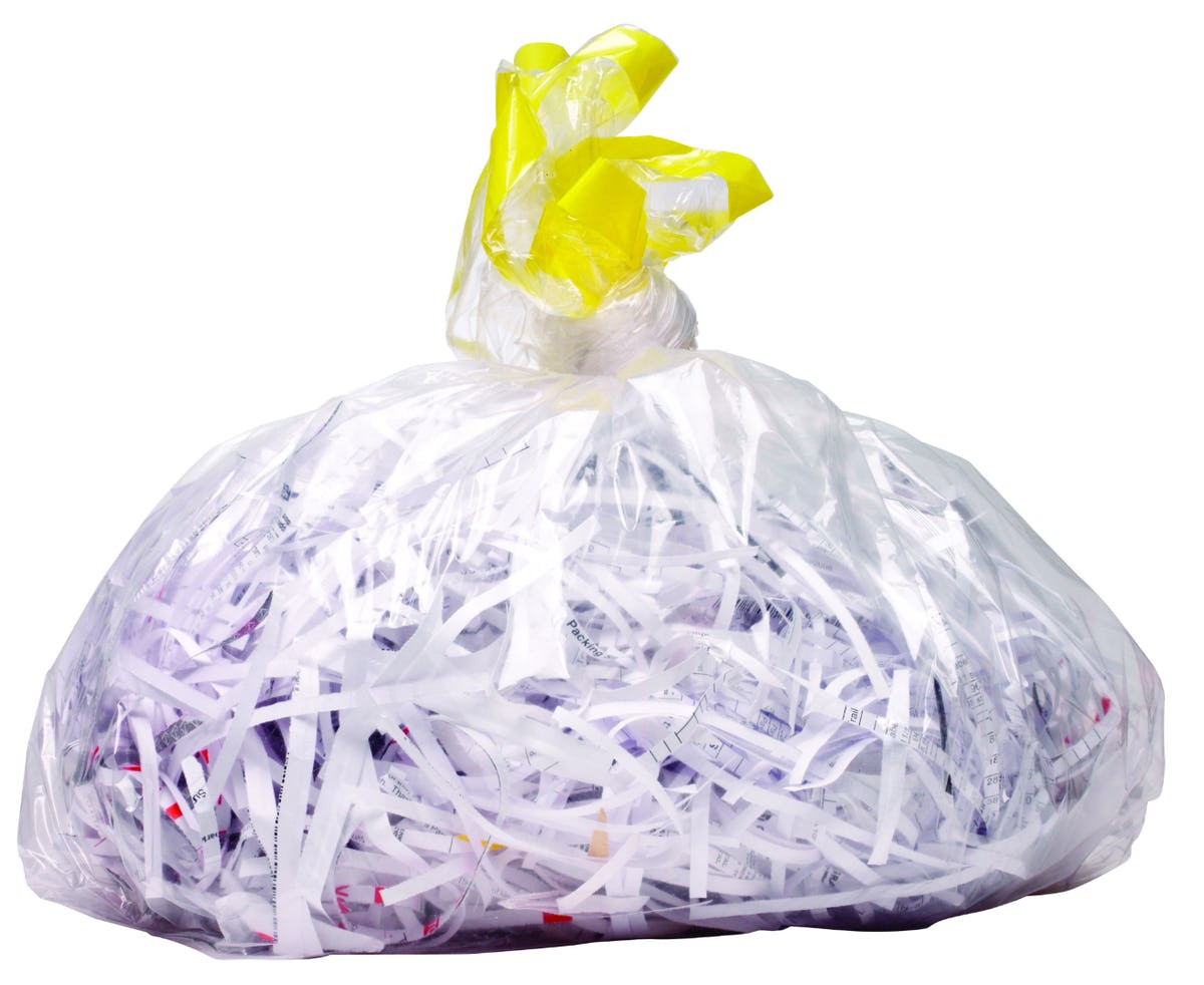 Mixed Recycling Bags