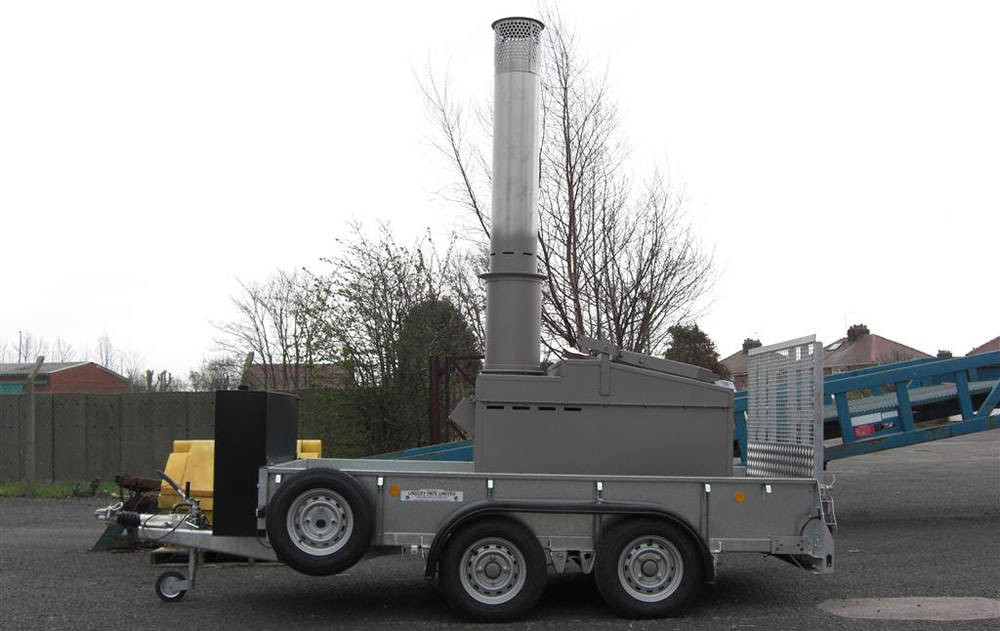 Mobile Incinerators