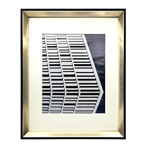 Modern Recycled Picture Frame
