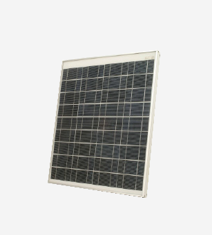 MONO MULTY CRYSTALLINE SOLAR PHOTOVOLTAIC MODULE - 8WP