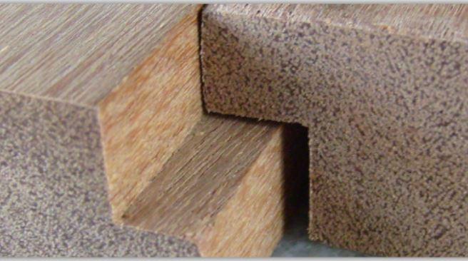 Moulded Wood