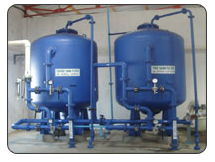 Multi Media Filter & Activated Carbon Filter