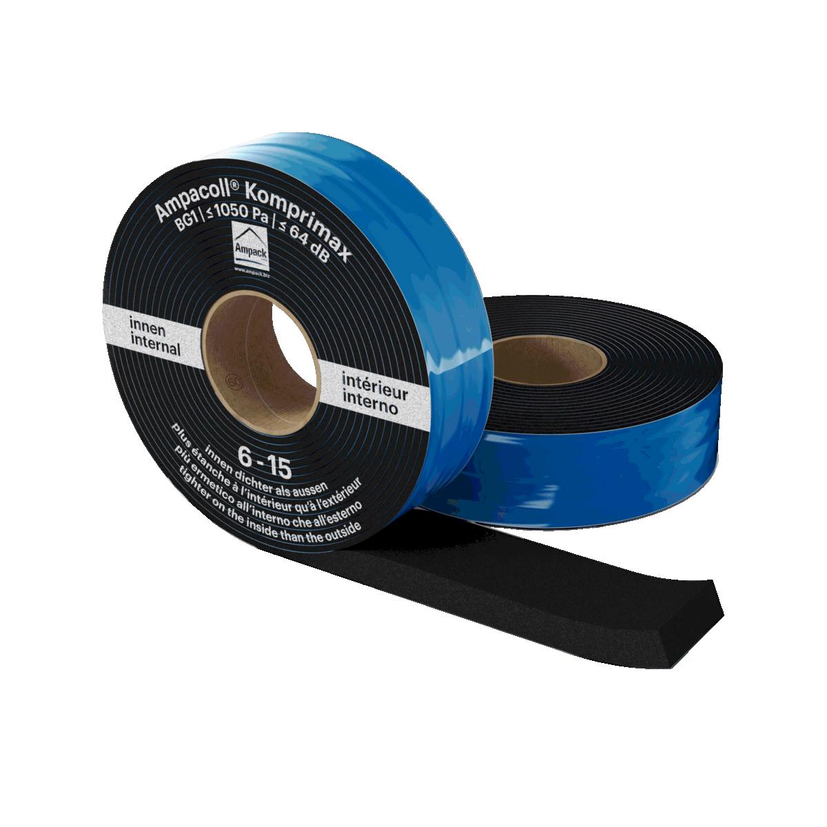 Multifunctional Joint Sealing Tape – Ampacoll Komprimax