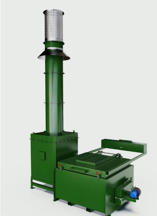 Multipurpose Incinerator