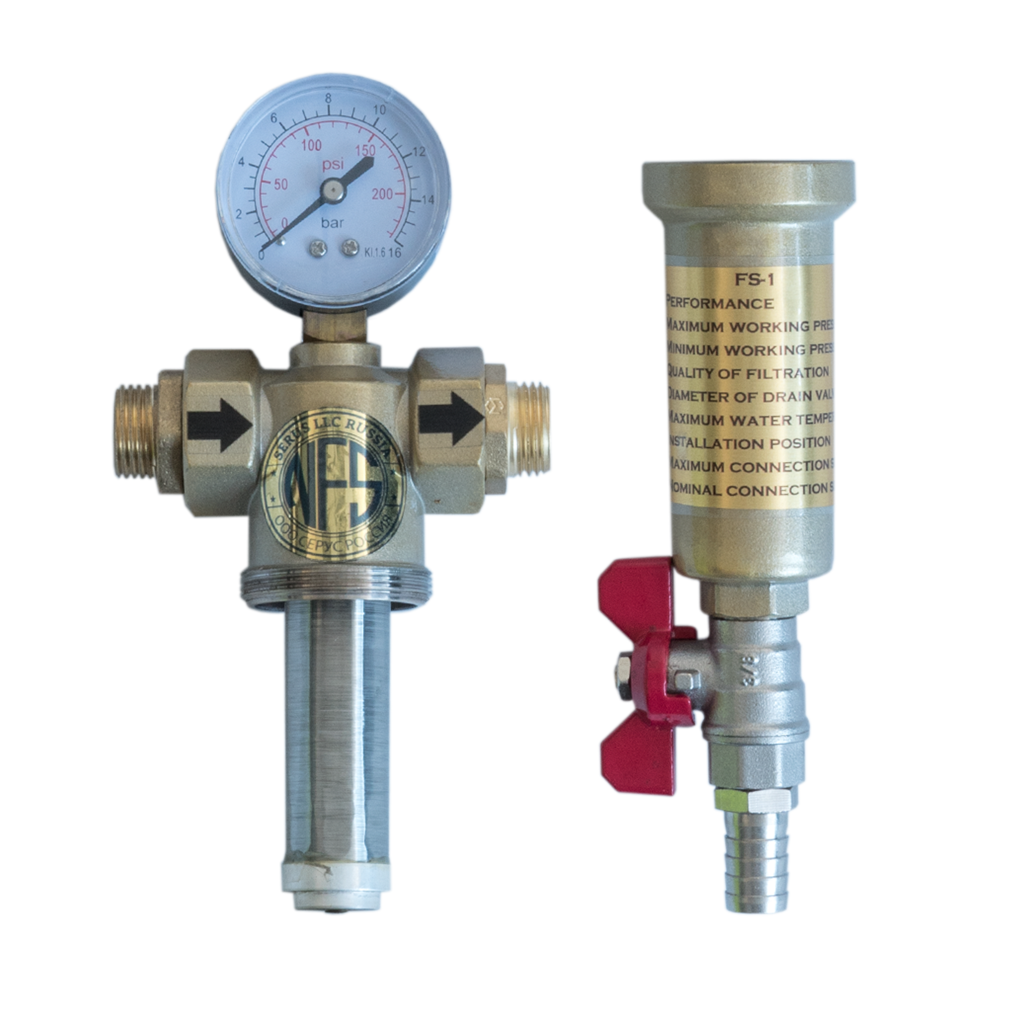 Nano Water Filter Fs-1