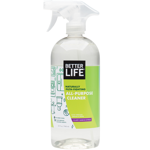 Natural All-purpose Cleaner