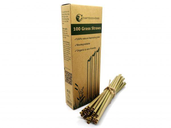 Natural Grass Straws