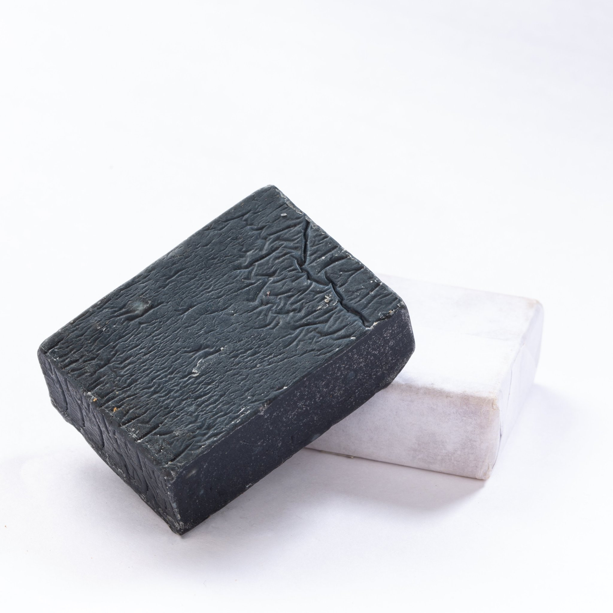 Natural Handmade Bamboo Charcoal Soap