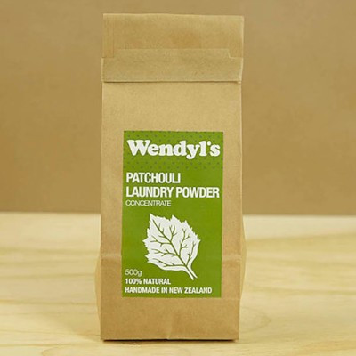 Natural Laundry Powder Patchouli Concentrate