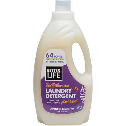 Naturally Dirt-Demolishing Laundry  Detergent