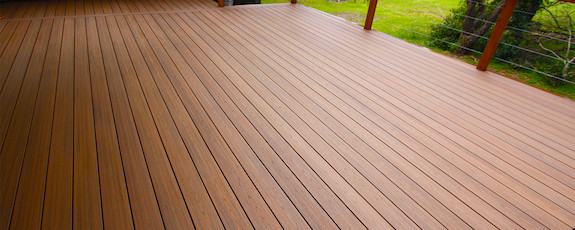 New Xtreme Co-Ex Composite Decking