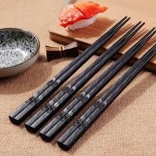 Non-Slip Chopsticks- Black