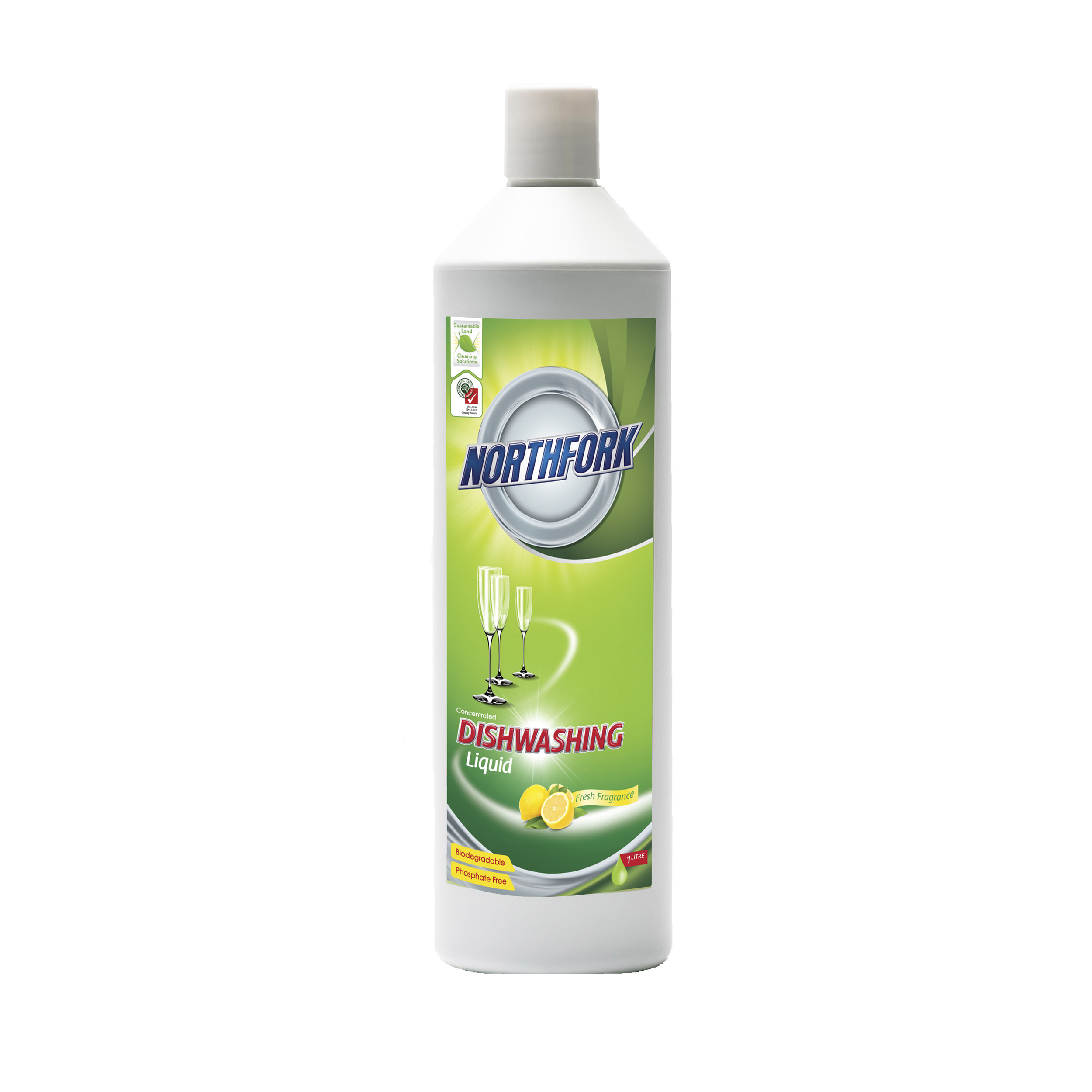 Northfork GECA Dishwashing Liquid