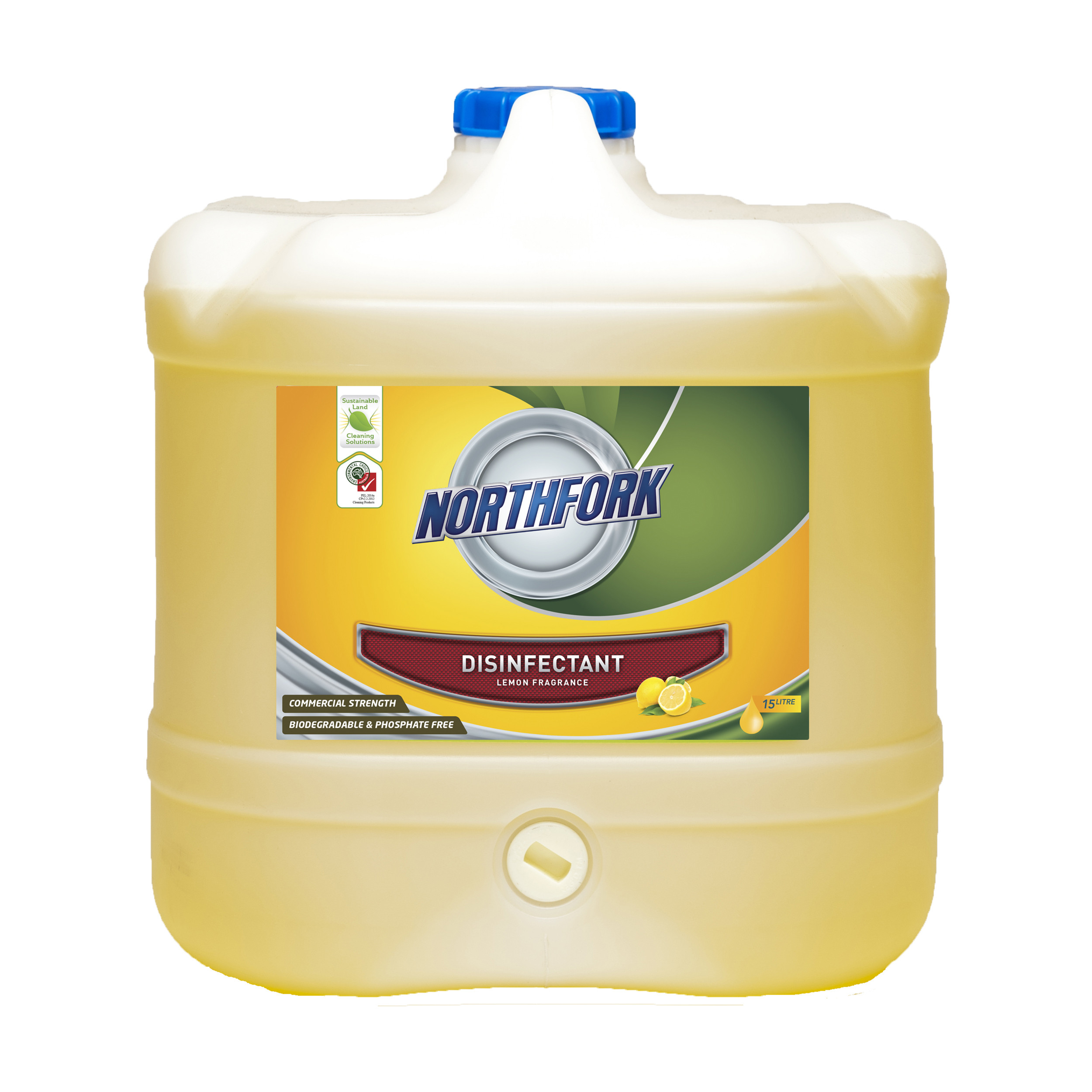 Northfork GECA Disinfectant Lemon