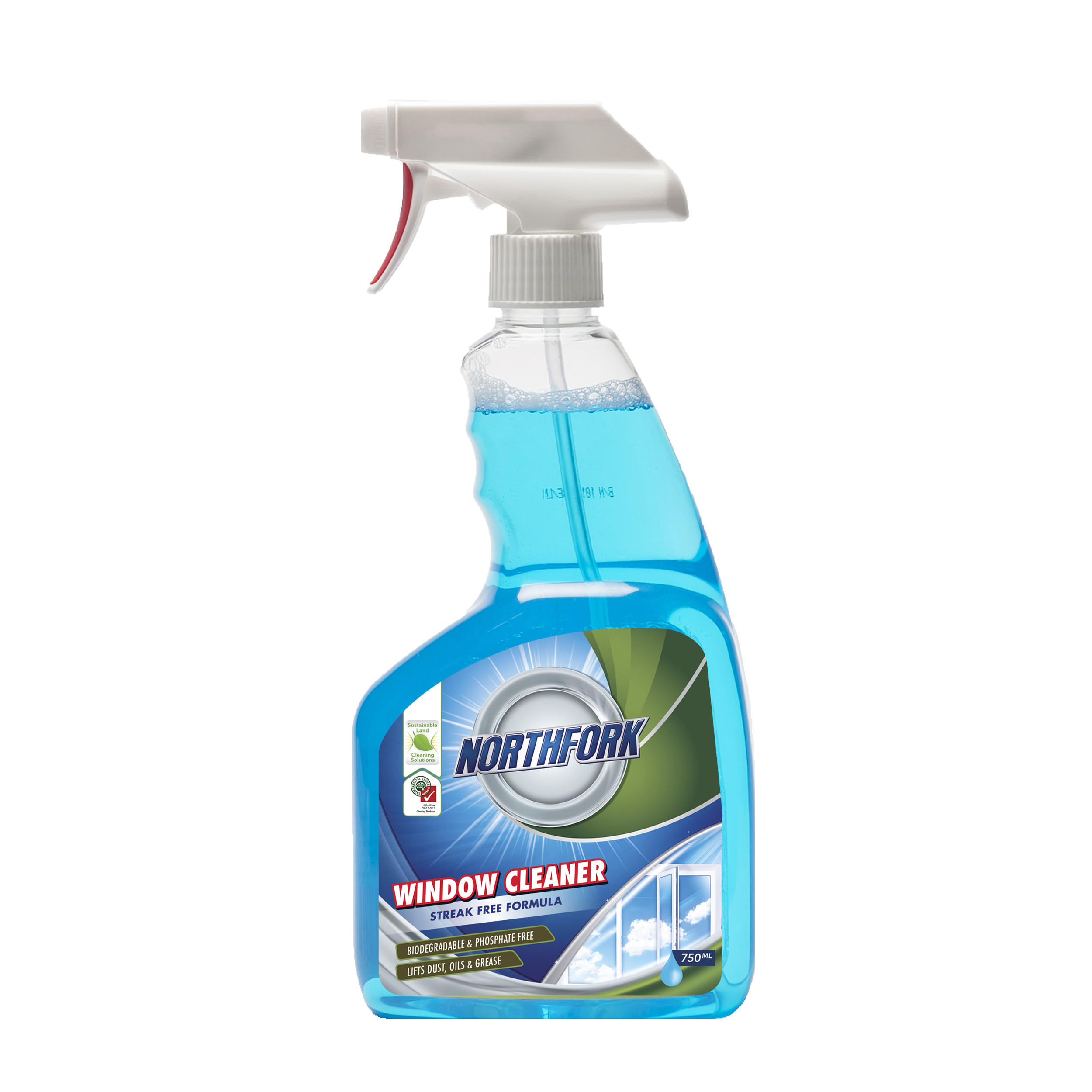 Northfork GECA Window & Glass Cleaner