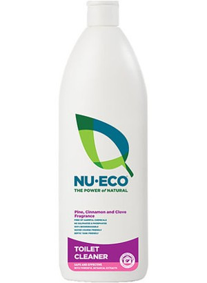Nu-Eco Natural Toilet Cleaner