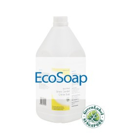NuFeel – EcoSoap Green Certified Liquid Hand Soap 2.5LT