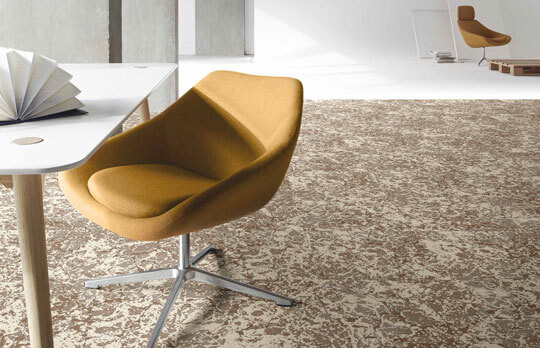 Nylon 66 with GlasBac®RE Backing Carpet Tile Range