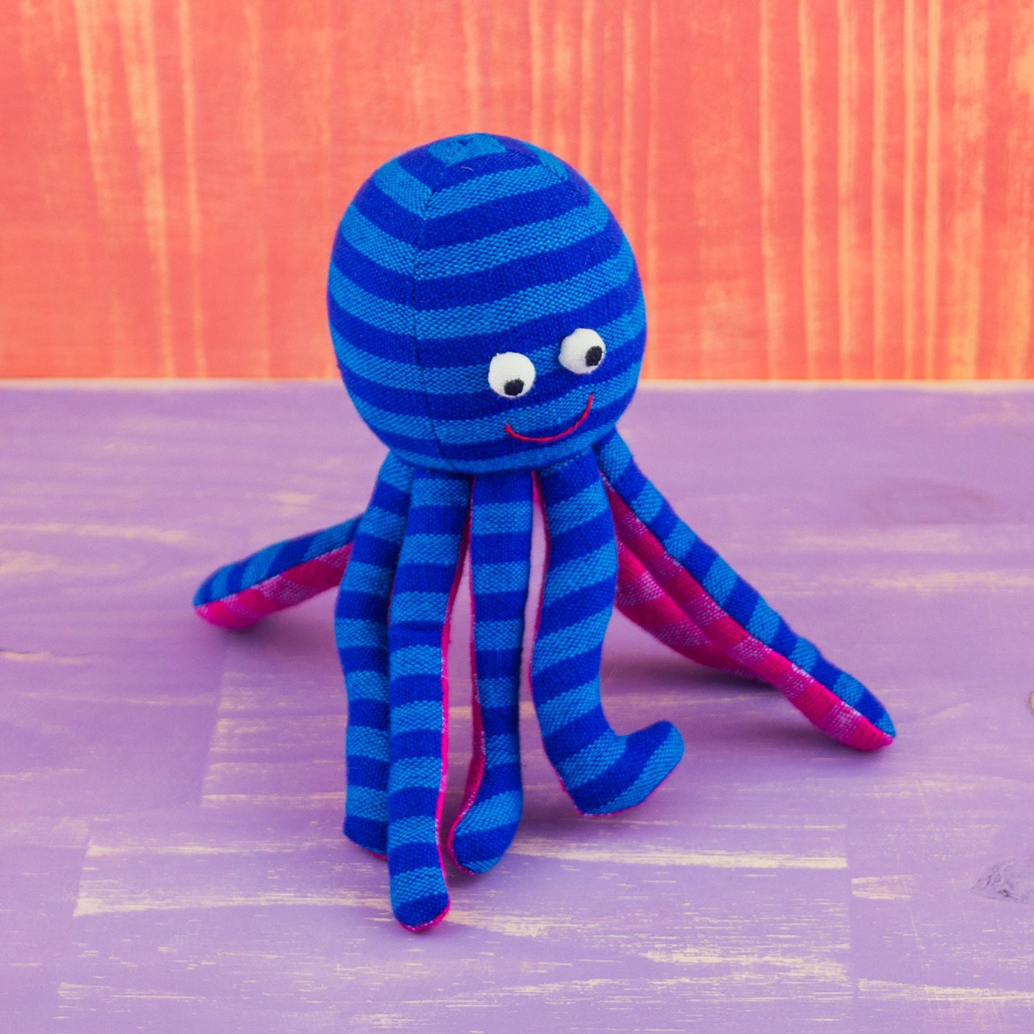 Octopal- Handmade Soft Toy
