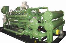 Oil Shale Gas Generator Set