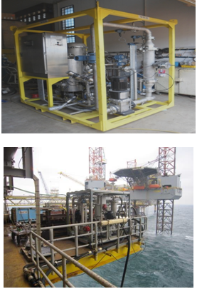 Oil Water Separation