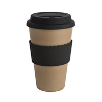 Olympia Bamboo Reusable Coffee Cup