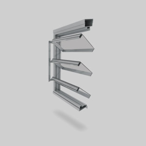 Operable Louvres C Series