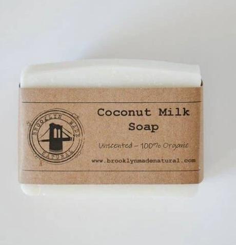 Organic Coconut Milk Soap Bar