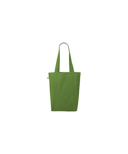 Organic cotton fashion tote bag