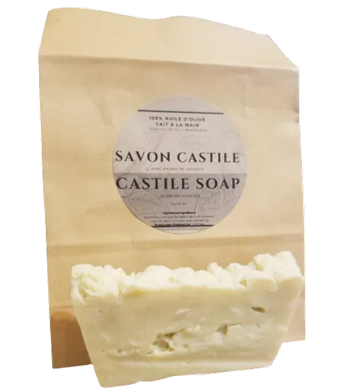 Organic Hand Made Castile Soap