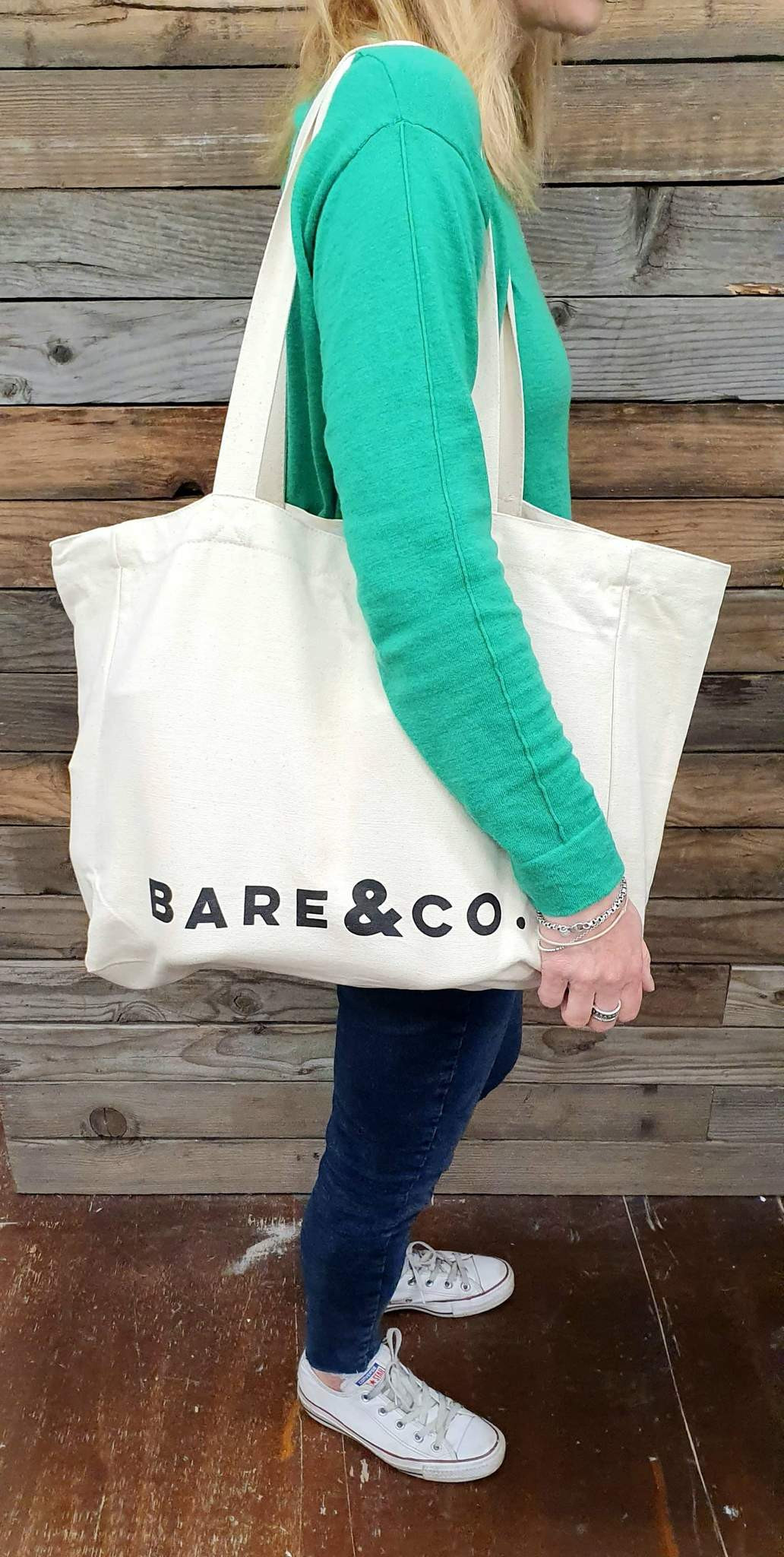 Organised Pocket Shopper Tote