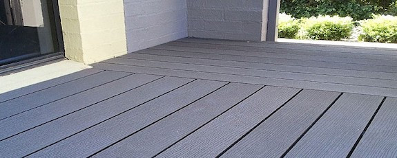Original Composite Decking Timber