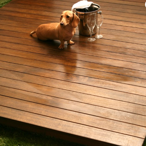 Outdoor Decks (Chengal)