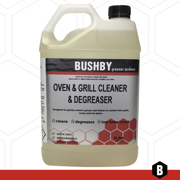 Oven & Grill Cleaner – Degreaser