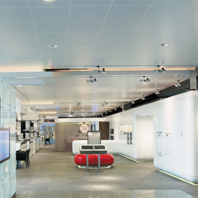 OWAtecta® metal ceiling panels