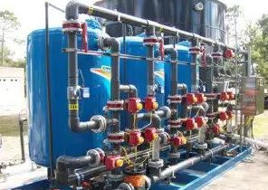 Oxidation or Filtration Treatment