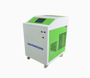 Oxyhydrogen Engine Carbon Cleaning Machine for Car & Motorbike CCS2000