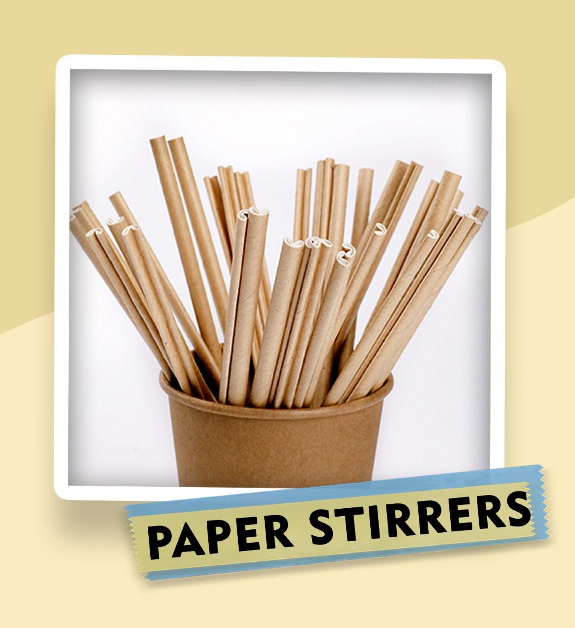 Paper Stirrer