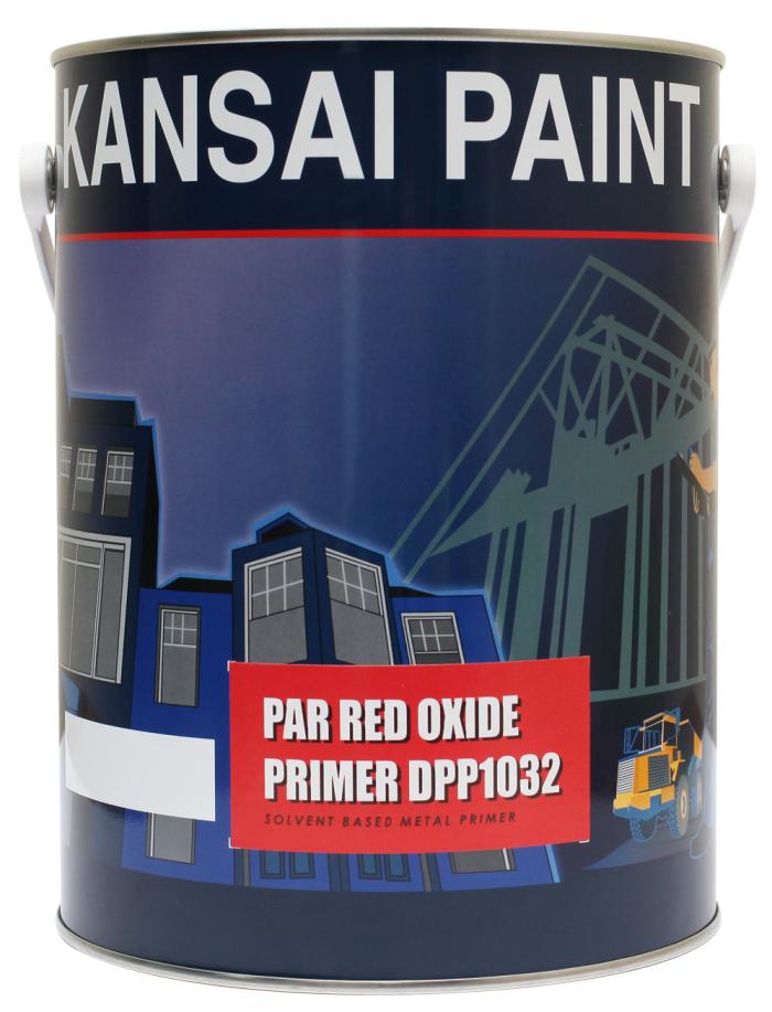 PAR Red Oxide Primer