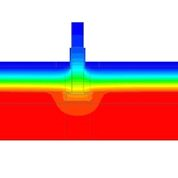 Parapet Roof Penetration Thermal Bridging Solution