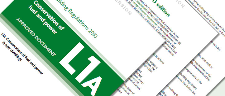Part L1A Compliance and EPCs for Domestic Buildings