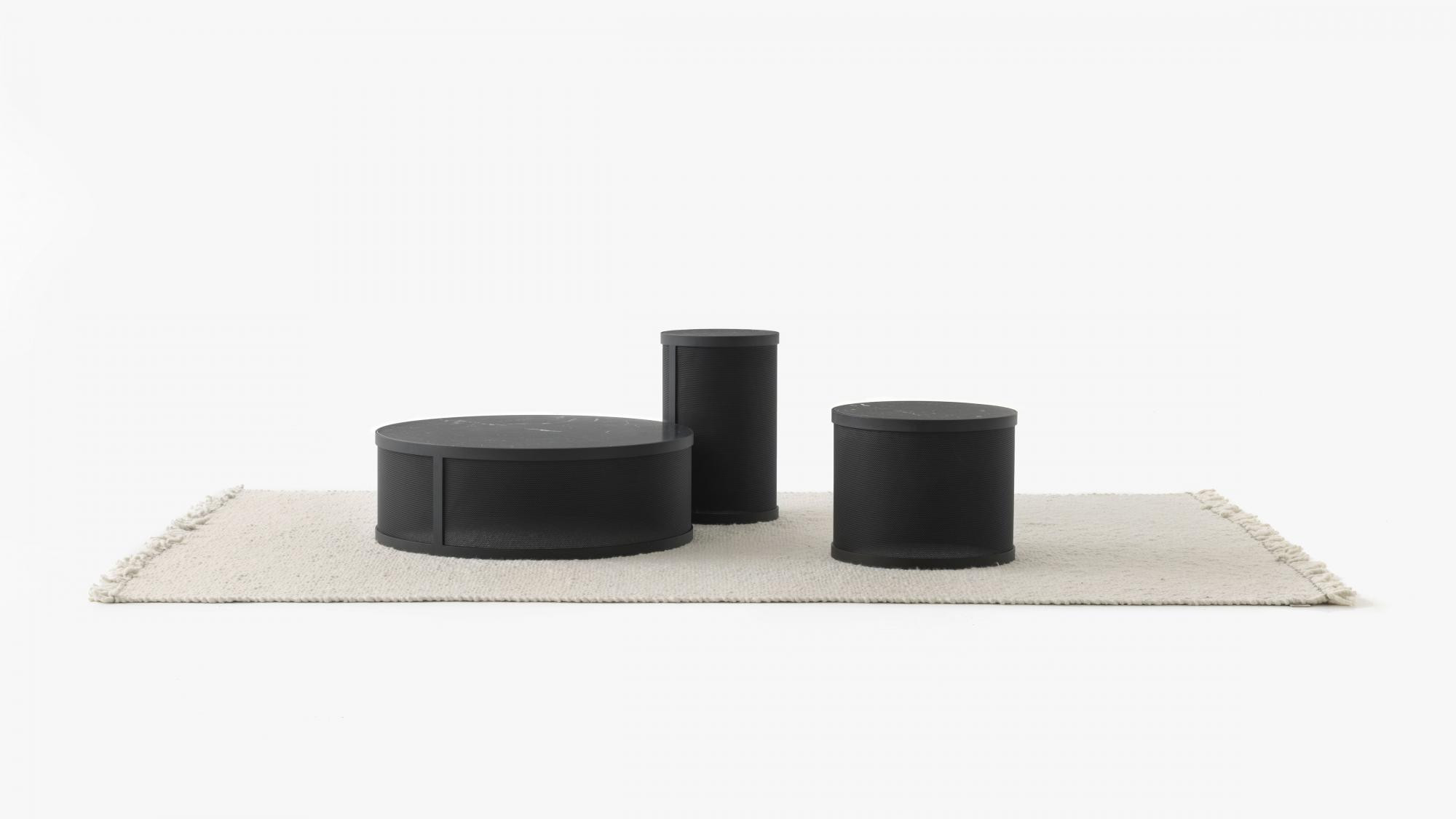 Partition Coffee/Side Table