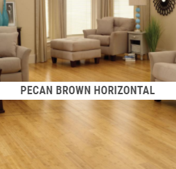 Pecan Brown Horizontal