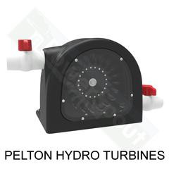 Pelton Hydro Turbines