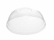 PET Domed Lid for Food Pot – 6oz, 8oz, 10oz