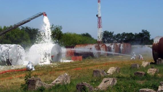 PFAS Contaminated Soil & Water Treatment