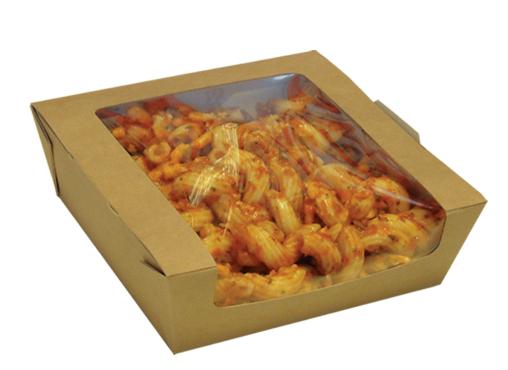 PFB-SALBOXS- NEW SMALL SALAD BOX WITH WINDOW (250)