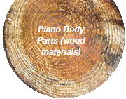 Piano Body Parts (wood materials)